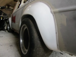 fitted bubble arches