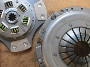 Helix sport spec clutch for Std. type flywheel