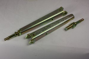 adjustable front tie bars