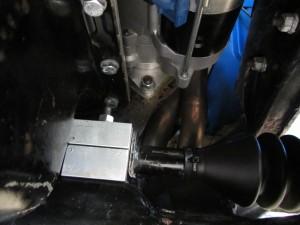 Ali steering rack mount