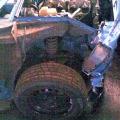 crash damage