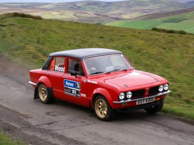 Ken Woods Rally Sprint